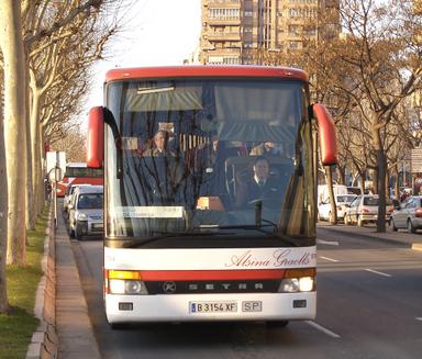 Lleida → Seville Bus: from $128 | Alsina | Busbud