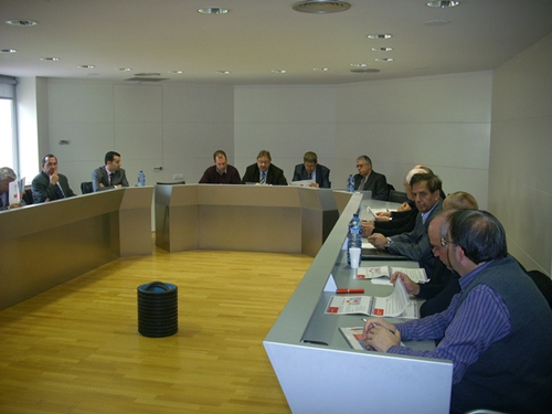 Presentation of the Plan to Improve Public Transport Services in the county of Segarra.